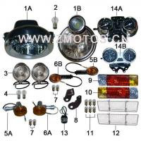 Buy cheap Tricycle F06A METER AND LIGHTS-A product