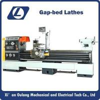 Buy cheap Gap Bed Lathes Machine from wholesalers