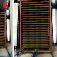 Buy cheap Clay Brick Automatic Tunnel Dryer from wholesalers