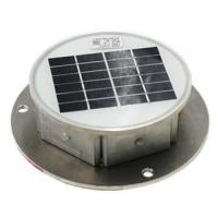 Buy cheap Solar-Powered LED Navigation and Marking Lights IP65 waterproof led flashing warning lights from wholesalers