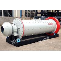 Buy cheap Cylinder Energy-Saving Overflow Ball Mill from wholesalers