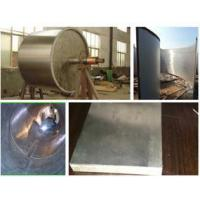 Buy cheap Titanium-steel cladding tube plate welding product