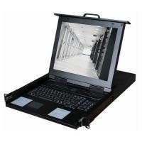 Rugged Wide Temperature Monitor Type:KVM-1500A