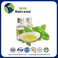 Standard Herb Extract Menthol Oil