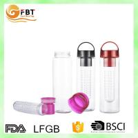 High quality with promotional wholesale tritan plastic joyshaker sport water bottle