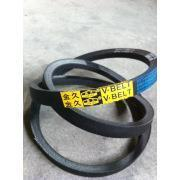 Buy cheap Wrapped V-belt A710mm Natural Rubber Size From A18 Inch To A67 Inch product