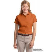 Buy cheap Apparel & Clothing AB1010Ladies Easy Care Short Sleeve Shirt product