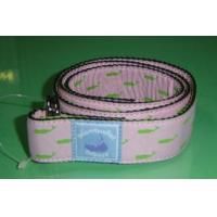 Color Belt Whale-Pink Whale-Pink