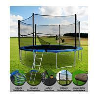 Buy cheap 15' trampoline with safety net product