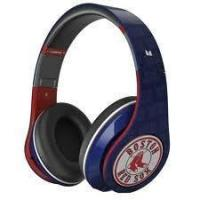 China Boston Red Sox Monster Studio Headphone by dr. Dre Powered Isolatio WINA-013 on sale