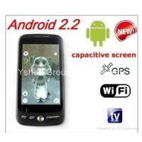 Buy cheap FG8 dual-sim Wifi GPS TV android 2.2 smart phone with 3.5 inch Capacitive screen product