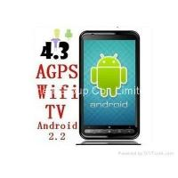Buy cheap Star A2000 Android 2.2 Smart cellPhone GPS WIFI TV with 4.3 Inch Touch Screen product