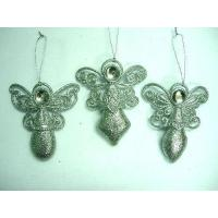 Buy cheap Silver Glitter Acrylic Angel(274948) product