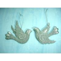 Buy cheap Silver Acrylic Dove(282724) product