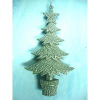 Buy cheap Silver Acrylic Tree w/Pot(274994) product