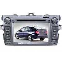 Buy cheap Toyota Corolla Car DVD GPS Navigation from wholesalers