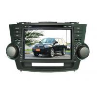 Buy cheap Highlander Car DVD Player with GPS Navigation from wholesalers