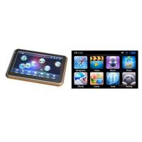 Buy cheap 5'' Portable GPS with touch screen and bluetooth from wholesalers