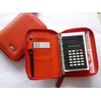 Buy cheap BBH-039 zipped organizer with calculator product