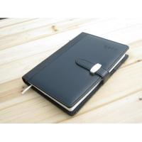 Buy cheap BBH-001 Leather cover notebook from wholesalers