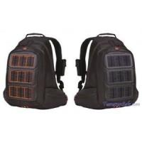 China Solar backpack for men on sale