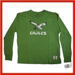 Buy cheap Retro Sport Philadelphia Eagles Long Sleeve T-Shirt, M from wholesalers