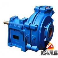 ZH Centrifugal Heave Duty Slurry Pump