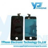 Buy cheap Black, White Original 960x640 Pixel LCD Screen Assembly LCD Screen Digitizer For IPhone 4g product