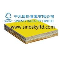 Buy cheap Film face plywood Model No: yellow film face plywood product