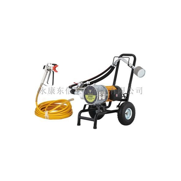 Airless paint sprayers model sf860 for sale of item for Paint sprayers for sale