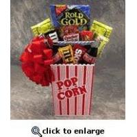 Buy cheap Fun Candy, Popcorn and Movie Themed College Care Package from wholesalers