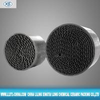 Buy cheap Automobile Honeycomb Catalytic Converter Diesel Particulate Filter (DPF) product