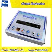 Buy cheap Openbox X4 hd with GPRS function product