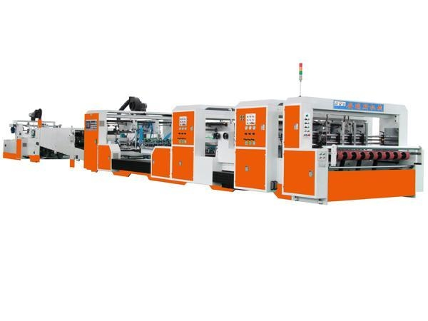 Quality ASG series of high-speed automatic gluer for sale