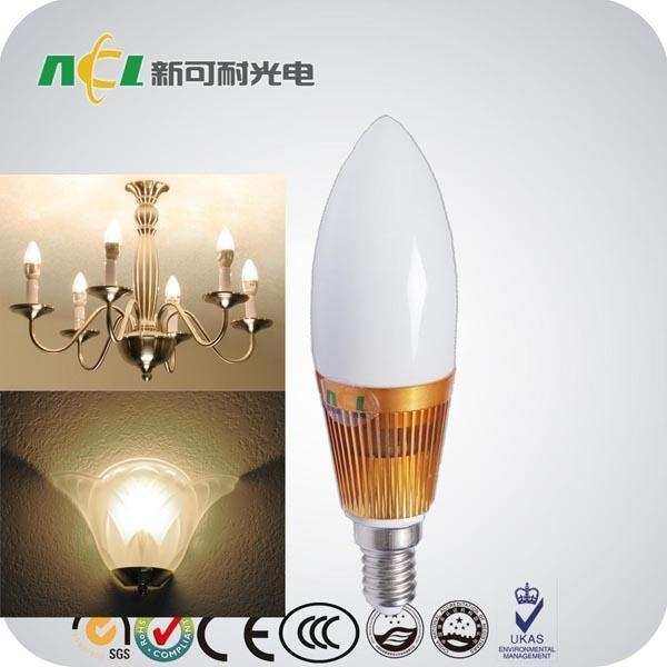 Quality Indoor Products SMD RGB 1W LED Candle Light for sale