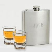 Buy cheap Personalized Flask Gift Set product