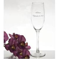 Buy cheap Personalized Champagne Toasting Flutes product