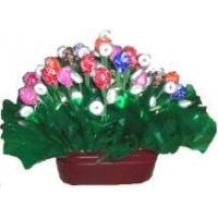 Buy cheap Basket of Cheer Candy Bouquet product