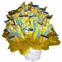 Buy cheap Chocoholic's Choice Candy Bar Bouquet from wholesalers