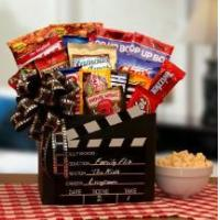 Buy cheap Movie Gift Baskets product