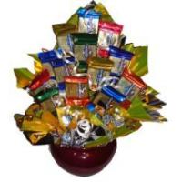 Buy cheap Gourmet Gold Candy Bouquet product