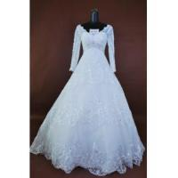 Buy cheap Basque wedding dress product
