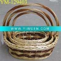 Buy cheap Artificial Crafts(970) willow basket product