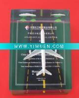 Buy cheap Artificial Crafts(970) Lucite paperweight product