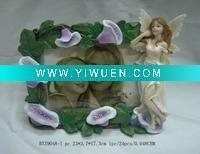 Artificial Crafts(970) photo frame with beautiful nude girls angels for home decor