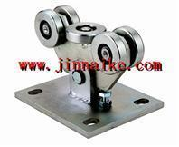 Buy cheap Cantilever Gate Wheel automatic cantilever/carriage gate wheels suplier product