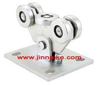 China Cantilever Gate Wheel steel wheel cantilever gate small wheel on sale