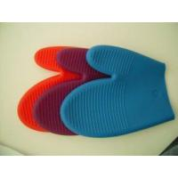 Buy cheap Safe Silicone Gloves Kitchenware ( Oven Mitt ) product
