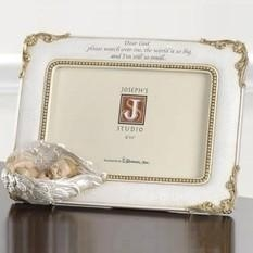 Quality Baby in Angels Wings 4 x 6 Photo Frame for sale