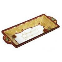 Buy cheap Abundant Blessing Serving Plate product